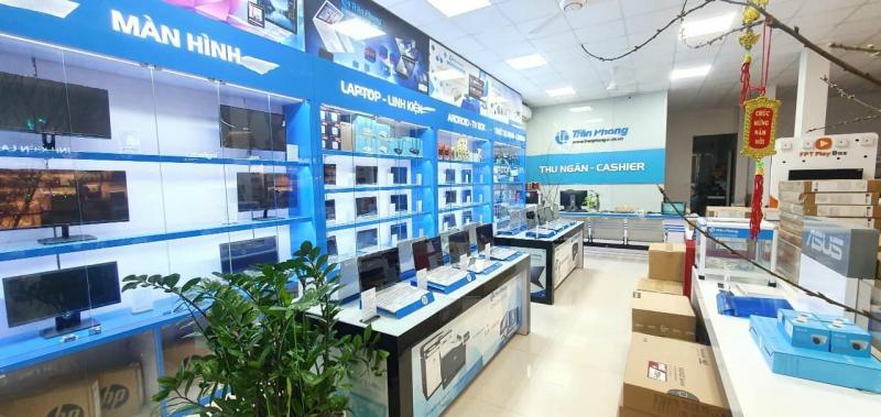 Cửa hàng máy tính Trần Phong