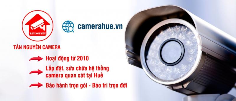 Cửa hàng Tân Nguyên Camera