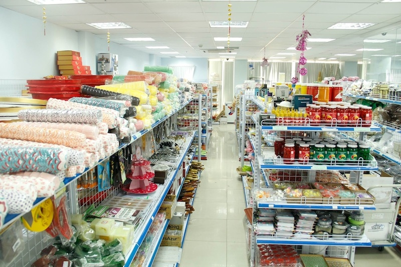 Cửa hàng Tân Nhất Hương