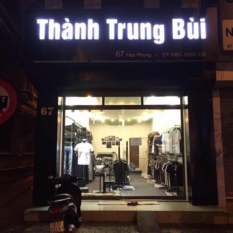 Cửa hàng Thành Trung Bùi