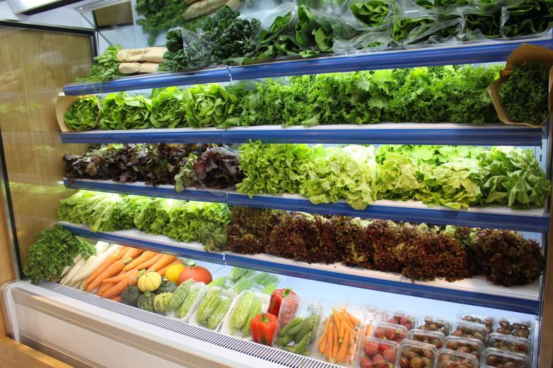 Cửa hàng thực phẩm hữu cơ Hoa Sữa