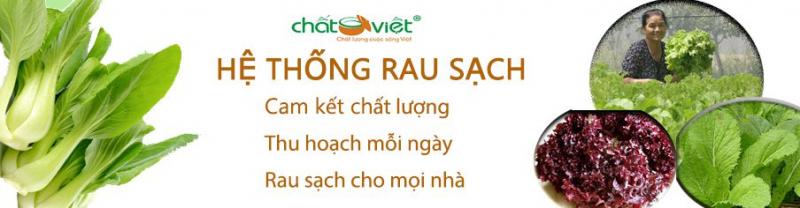 Cửa hàng thực phẩm sạch Chất Việt