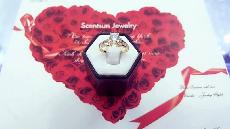 Cửa hàng trang sức Scentsun - Tiệm vàng uy tín và chất lượng nhất Hải Dương