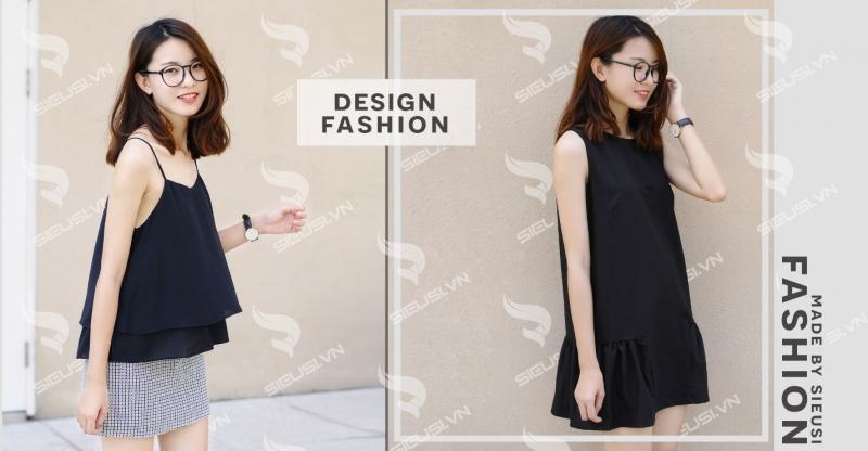 Mẫu váy, đầm tại Trùm Giá Rẻ