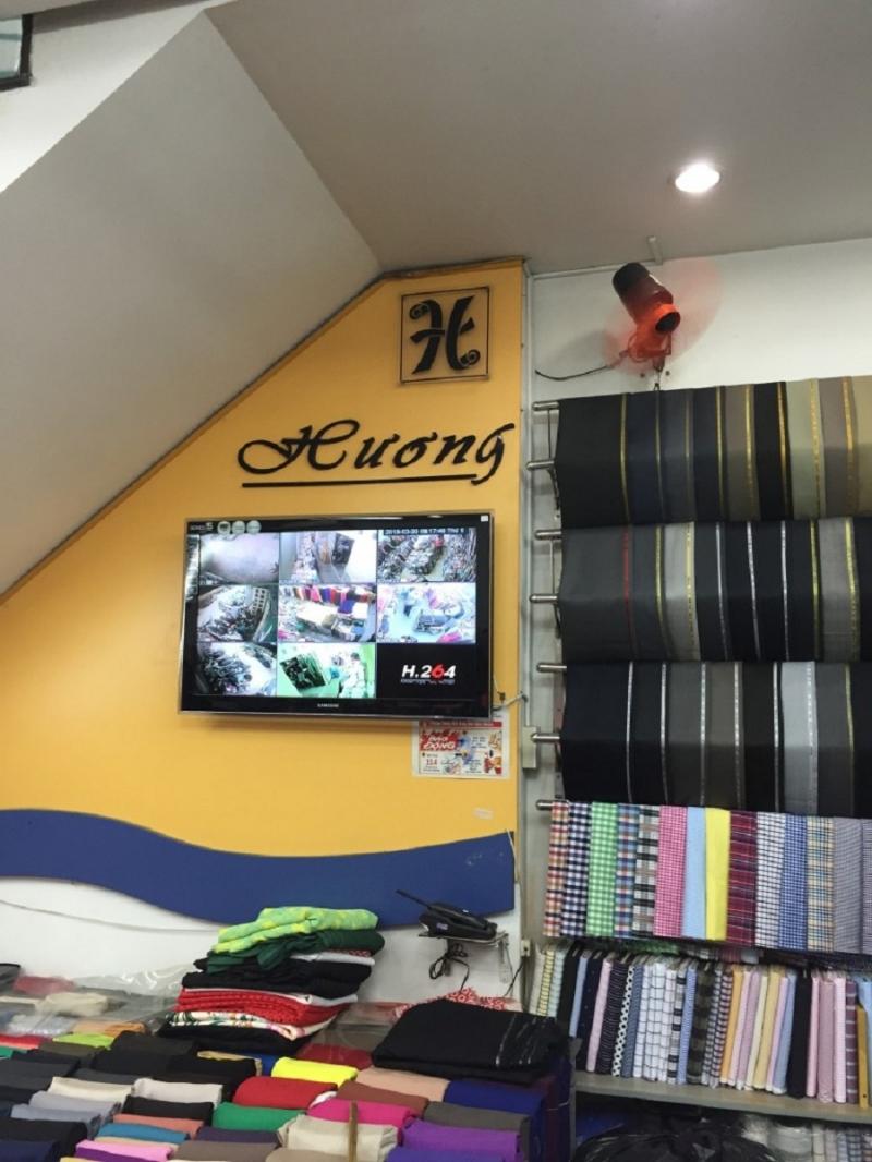 Cửa hàng vải Hương