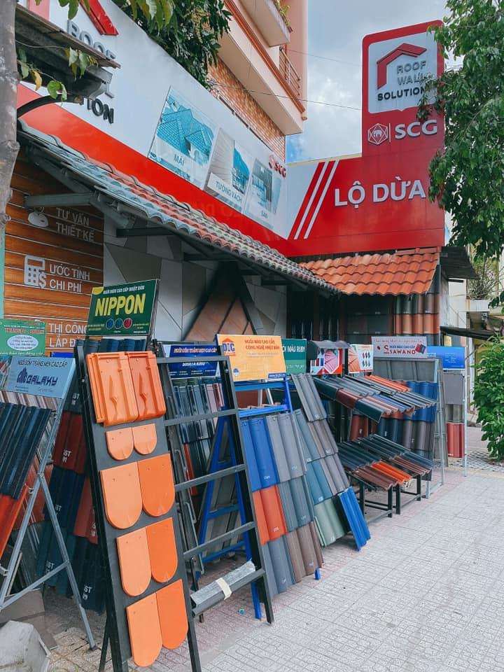 Cửa Hàng Vật Liệu Xây Dựng Lộ Dừa