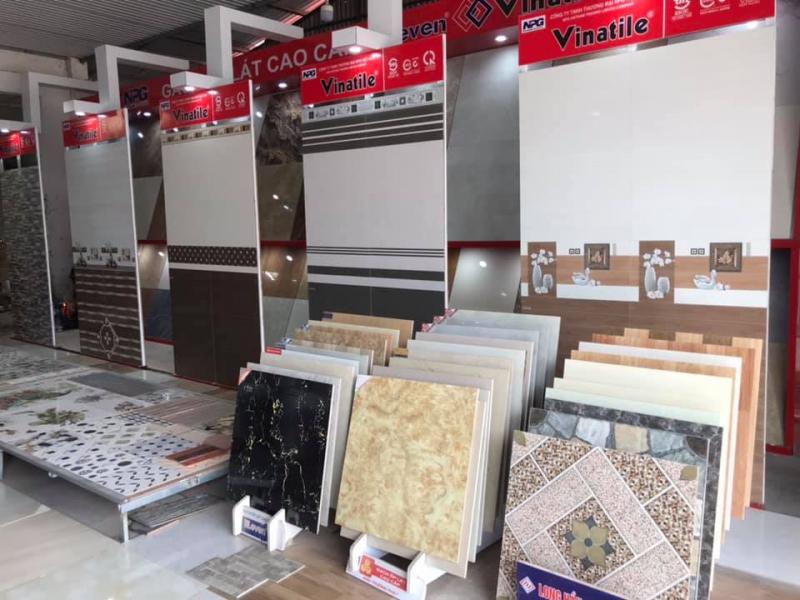 Cửa hàng Vật liệu xây dựng Sang Hòa