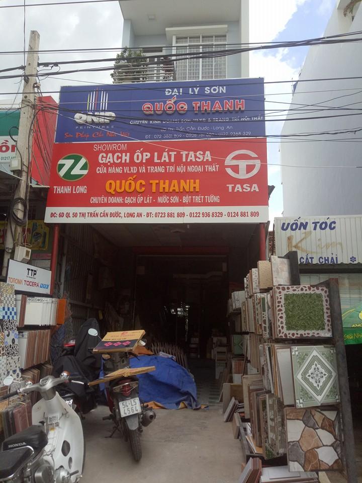 Cửa hàng VLXD & trang trí nội thất Quốc Thanh