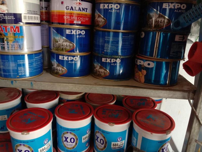 Cửa hàng VLXD Văn Linh