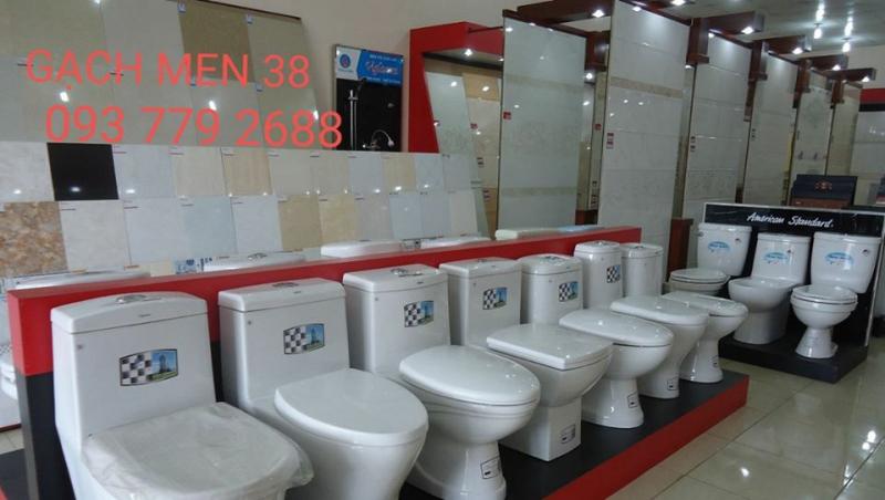 Cửa Hàng VLXD & TTNT Gạch Men 38