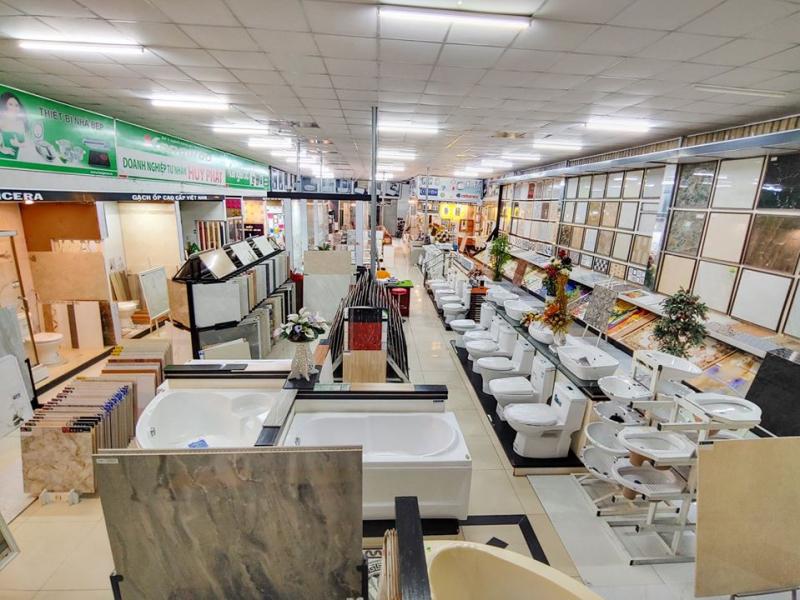 Cửa hàng VLXD & TTNT Huy Phát