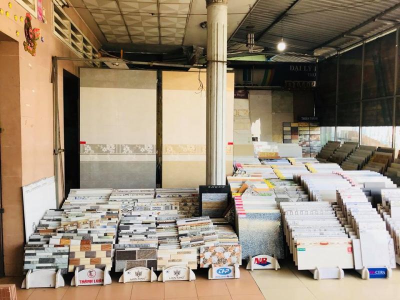 Cửa hàng VLXD & TTNT Phước Thành
