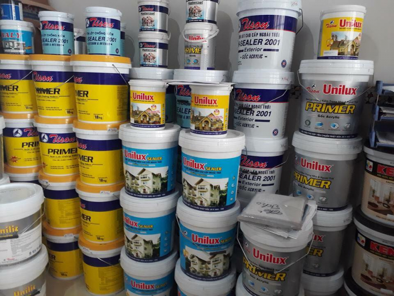 Cửa hàng VLXD Phúc Thái