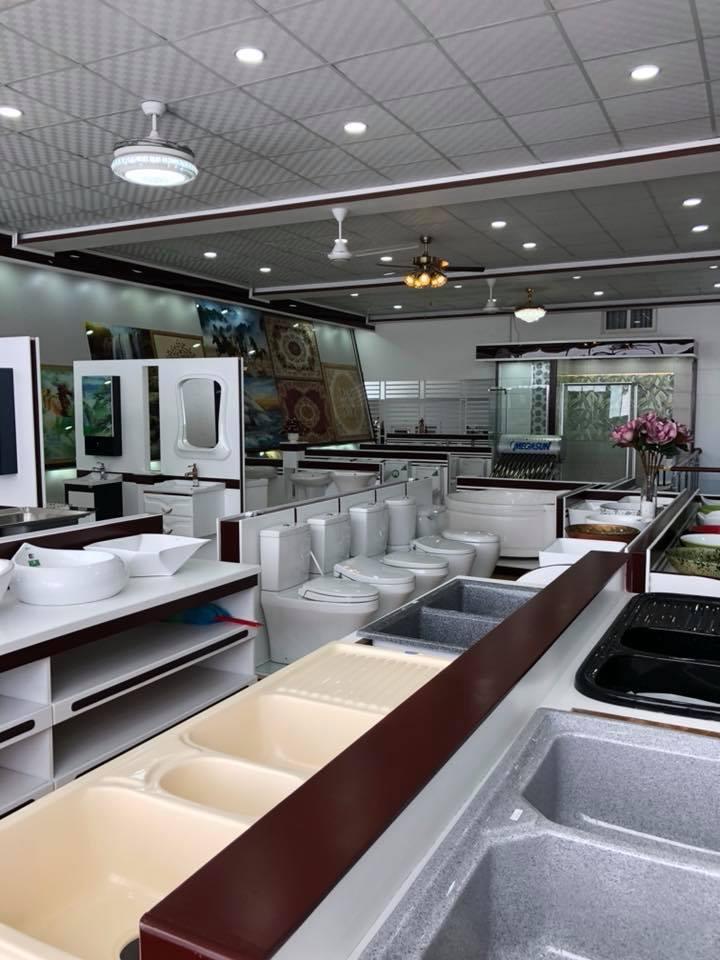 Cửa hàng VLXD Thống Nhất