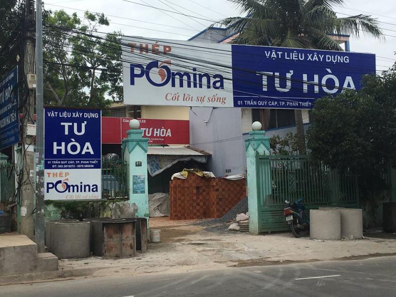 Cửa hàng VLXD Tư Hòa