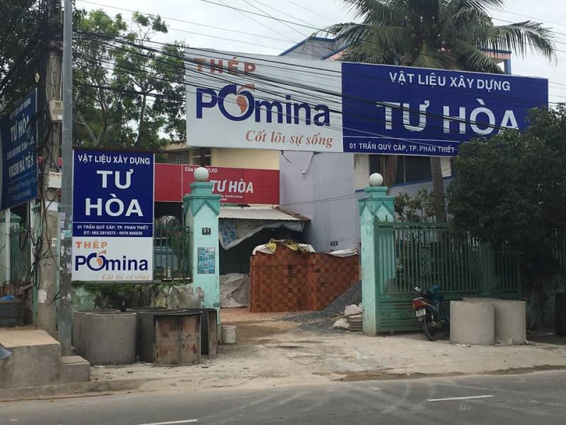 Cửa Hàng VLXD Tư Hoà