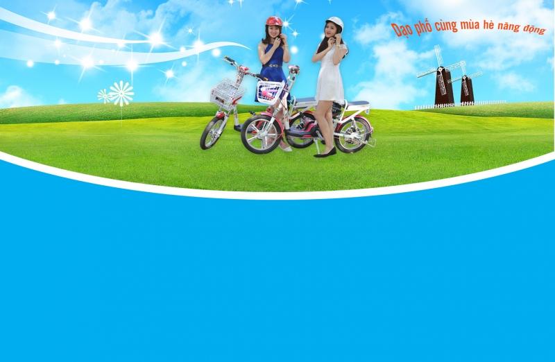 Cửa hàng xe đạp điện Quyết Hà- Hạ Long Quảng Ninh