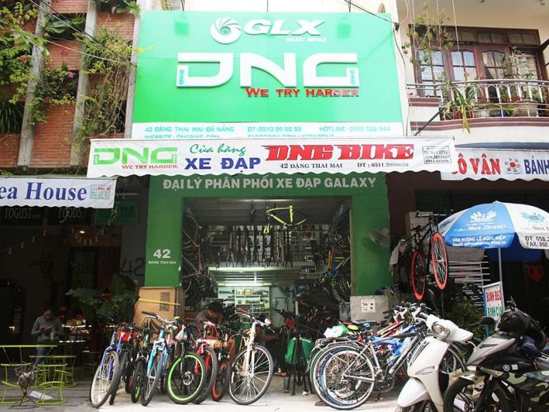 Cửa hàng xe đạp DNG BIKE