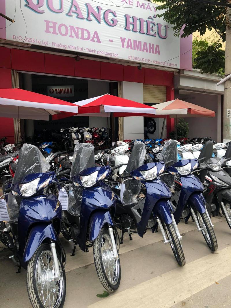 Cửa Hàng Xe Máy Quang Hiếu