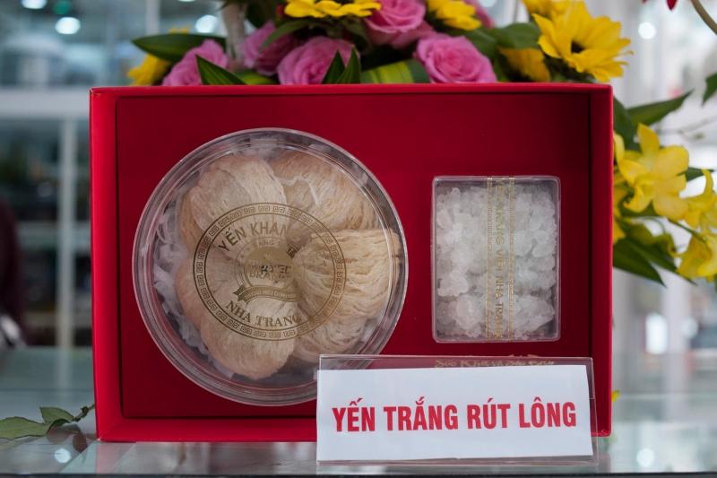 Yến sào Khang Việt đã tạo ra nhiều sản phẩm có giá trị dinh dưỡng cao