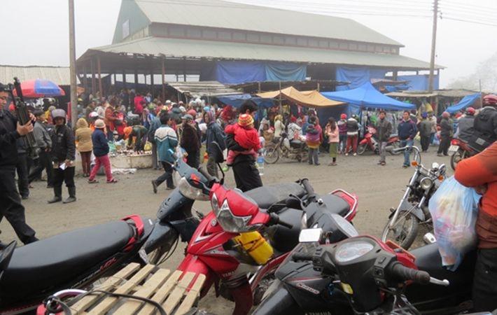 Phiên Chợ Nậm Căn