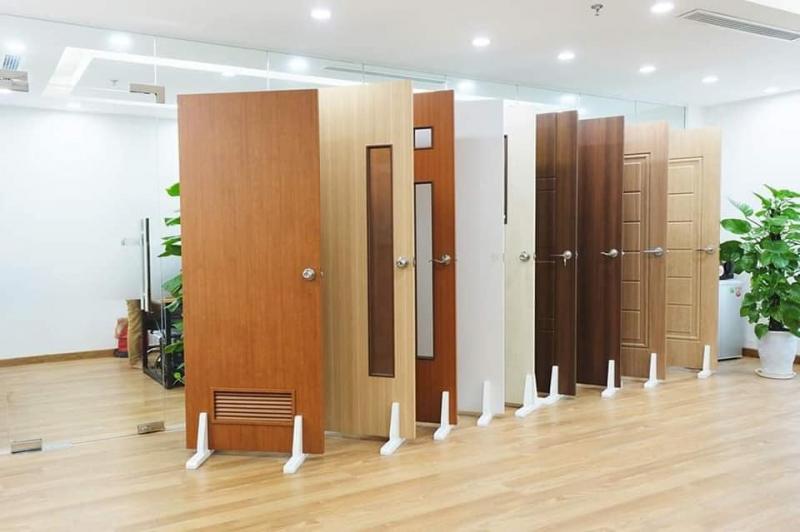 Cửa Thép Vân Gỗ GuangYi - Cửa Composite NGHỆ AN