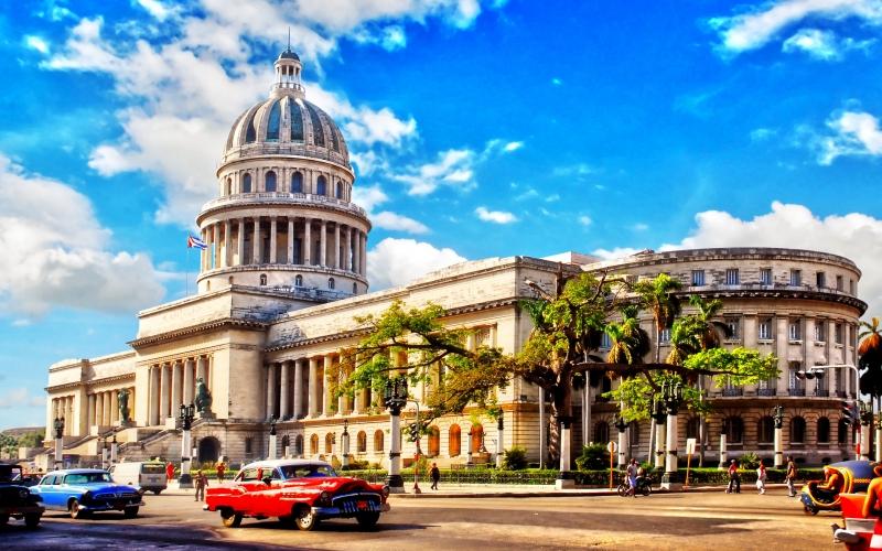 Cuba là một quốc đảo tuyệt vời để du lịch