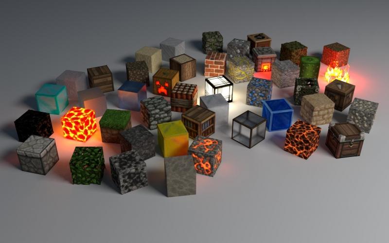 Cube - Thế giới của những khối vuông