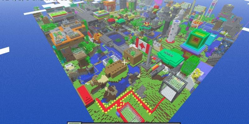 Cube_TNT và thành phố Đan Mạch