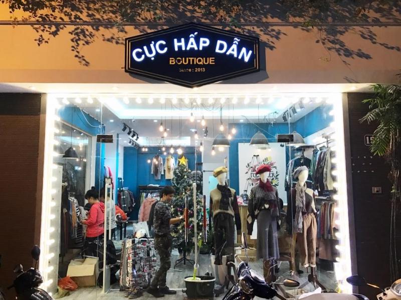 Shop Cực Hấp Dẫn Boutique