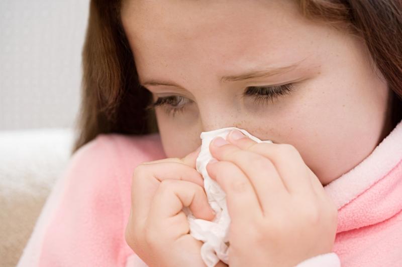 Cúm là bệnh phổ biến khi thời tiết lạnh