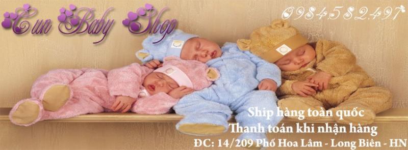 Cún Baby shop