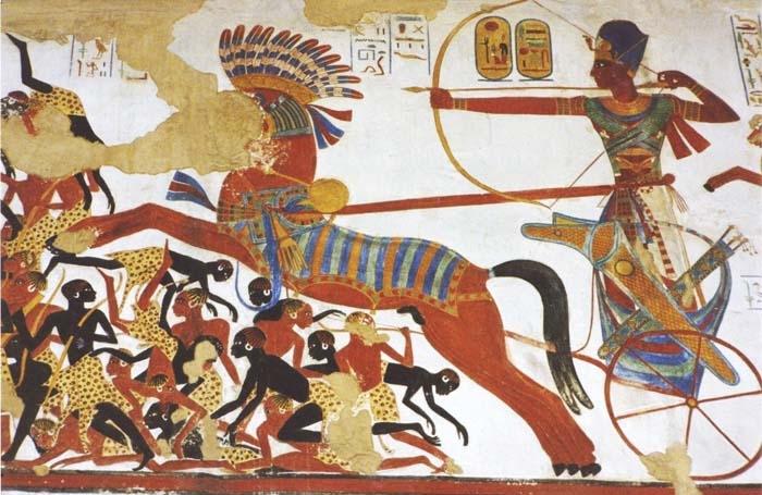 Cung Ai Cập, cung Hy Lạp, cung thời Đường