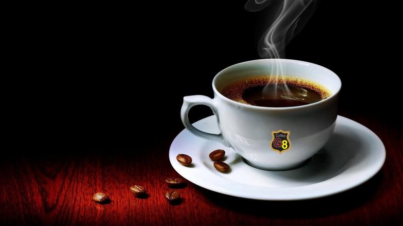 Cà phê cung cấp năng lượng cho cơ thể.