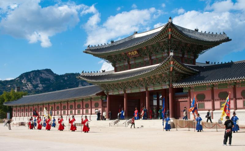 Cung điện Gyeongbukgung