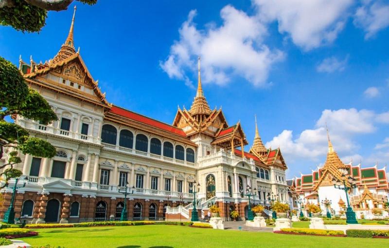 Cung điện Hoàng gia - Thái Lan