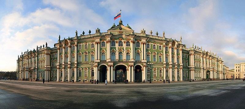 Cung điện Mùa Đông - Nga