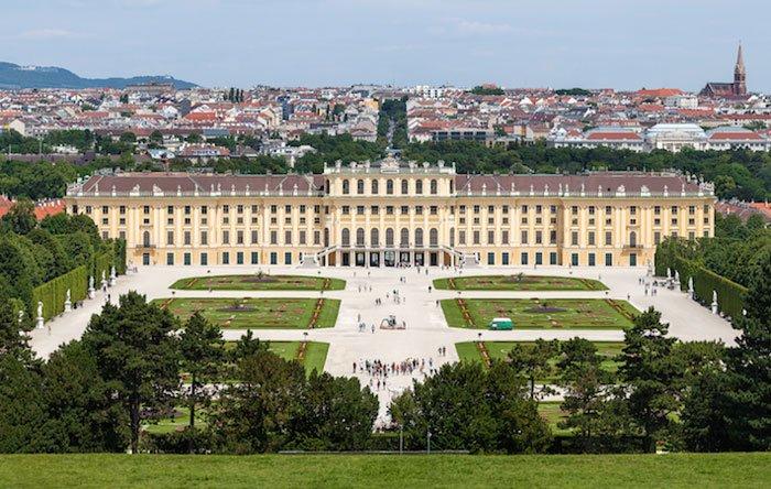 Cung điện Schönbrunn Palace - Áo