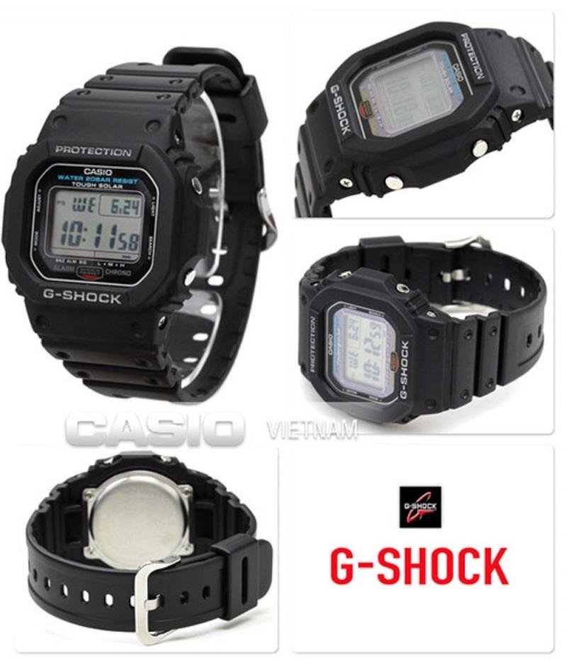 Casio G-shock là loại đồng hồ rất hợp với Ma Kết