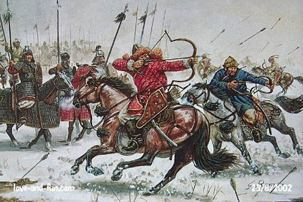 Cung Mông Cổ