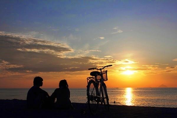 Ở bên nhau giữa khung cảnh lãng mạn