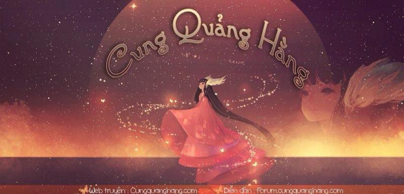 Cung Quảng Hằng còn là một diễn đàn rất thú vị