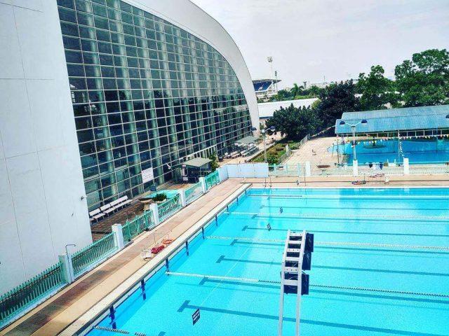 Cung thể thao dưới nước