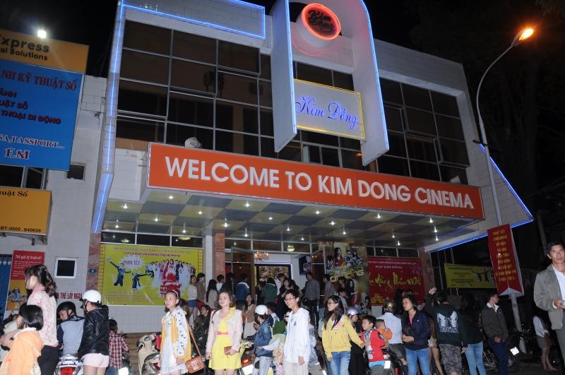 Cung văn hóa Kim Đồng