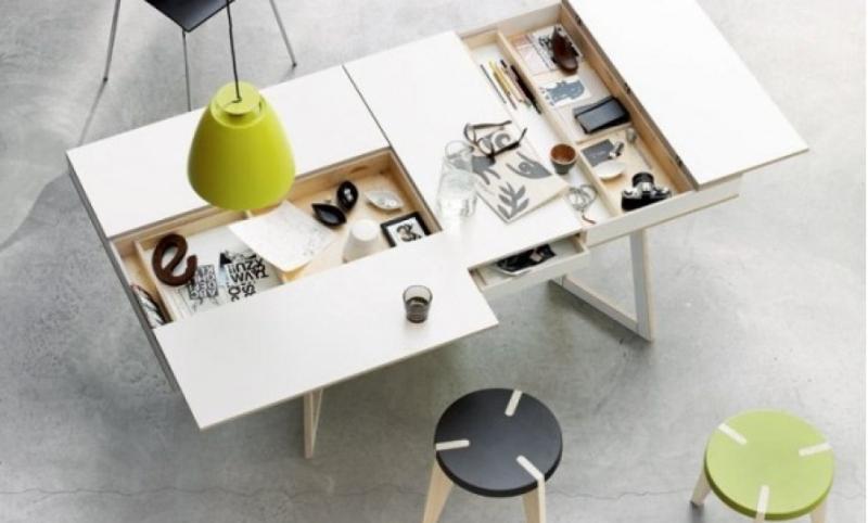 Xử Nữ nên sử dụng các đồ mới lạ để trang trí phòng làm việc của mình