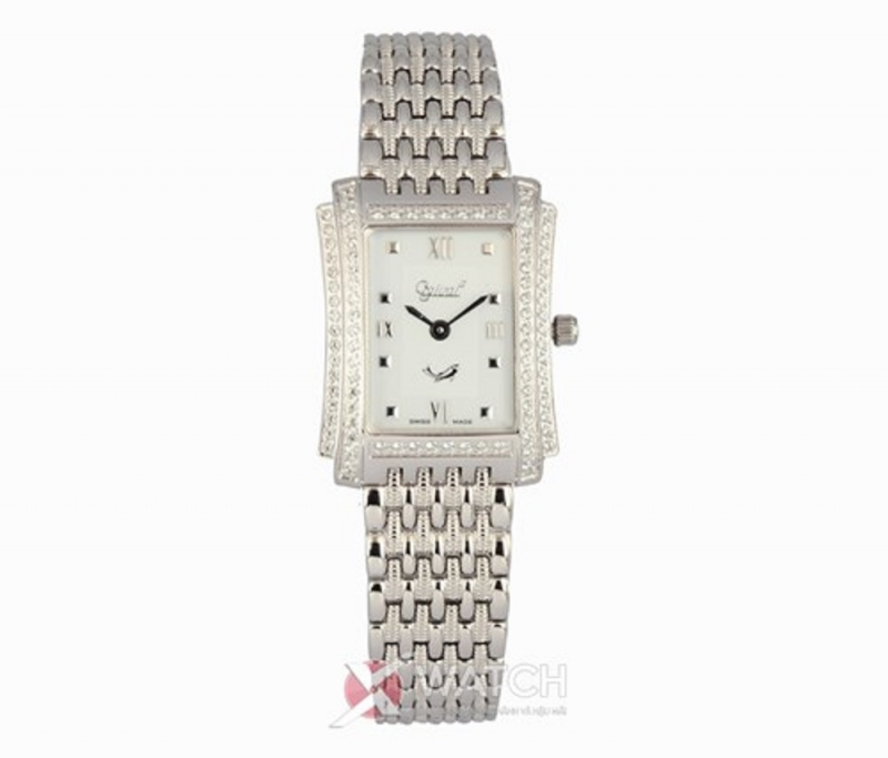 Gợi ý cho Xử Nữ là một chiếc đồng hồ có mặt vuông bền bỉ, gọn chắc