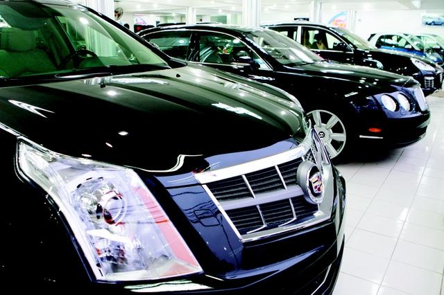 Cuộc chiến ô tô nhập khẩu sẽ còn nóng trong năm 2017