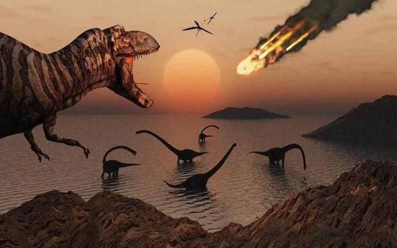 Cuộc đại tuyệt chủng Creta - Paleogen