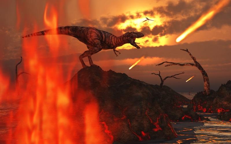Khủng long tuyệt chủng trong cuộc đại tuyệt chủng Creta - Paleogen