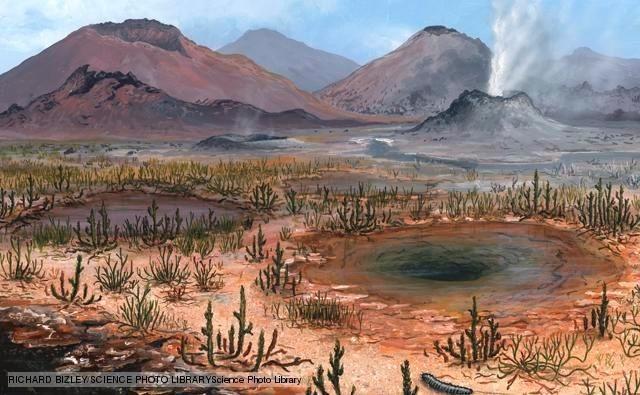 Các loài san hô rạn kỷ Devon